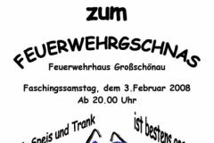 Gschnas 2008