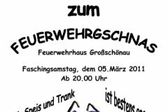 FW Gschnas