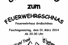 Gschnas_2014_Einladung